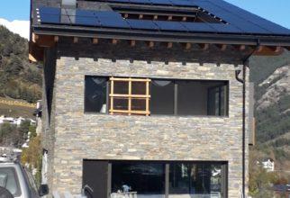 Solar fotovoltaica de 15kw a Escàs