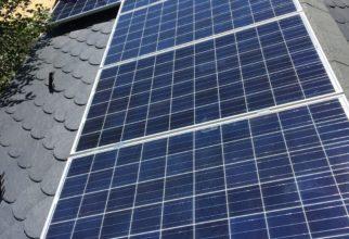 Solar fotovoltaica aïllada de 5kw en una borda a Llorts
